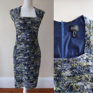 Adrianna Papell Sleeveless Sheath Dress, Size 6